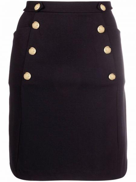 Złota spódnica - czarna Lauren Ralph Lauren