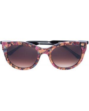 Муслиновые солнцезащитные очки Thierry Lasry