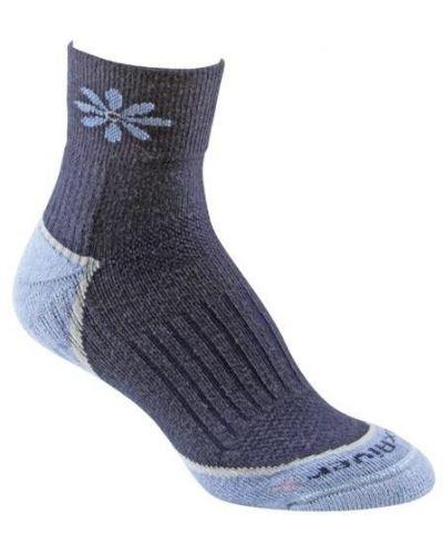 Шерстяные носки - синие Foxriver
