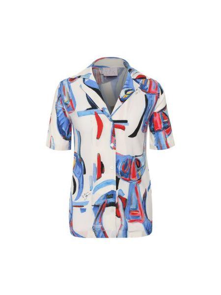 Блузка из вискозы Stella Jean