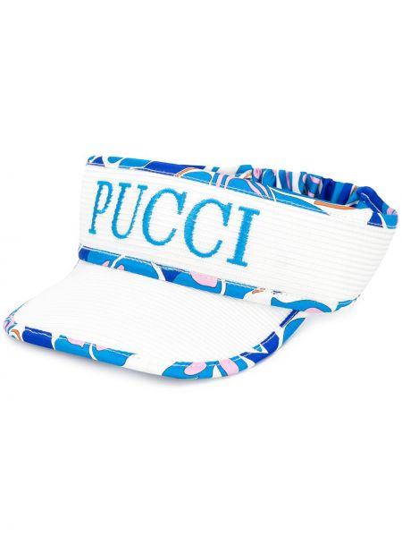 Козырек с логотипом Emilio Pucci