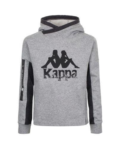 Джемпер с капюшоном прямой Kappa