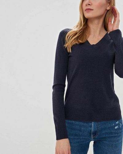 Пуловер синий Marks & Spencer