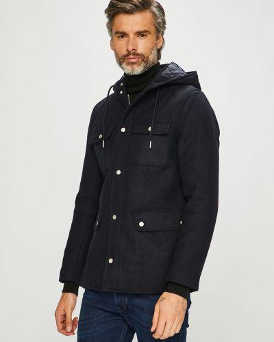 Куртка с капюшоном - синяя Tokyo Laundry