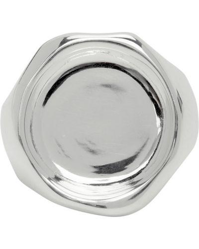Pierścień srebro z logo All Blues