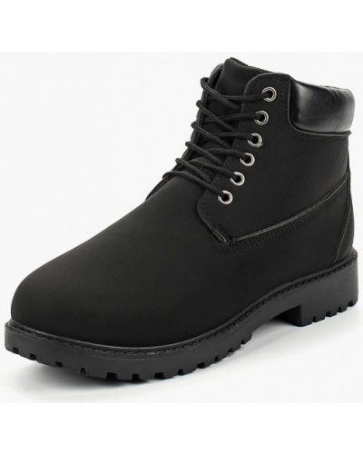 Ботинки осенние из нубука демисезонный Ws Shoes