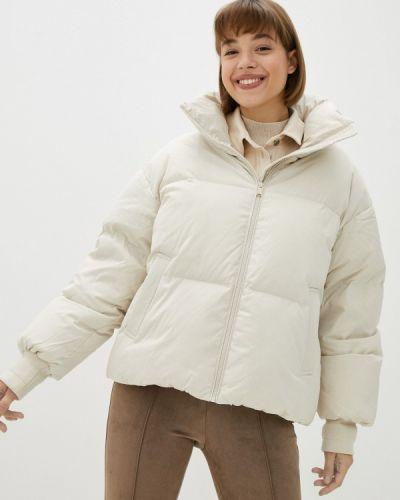 Куртка расклешенная - бежевый Finn Flare