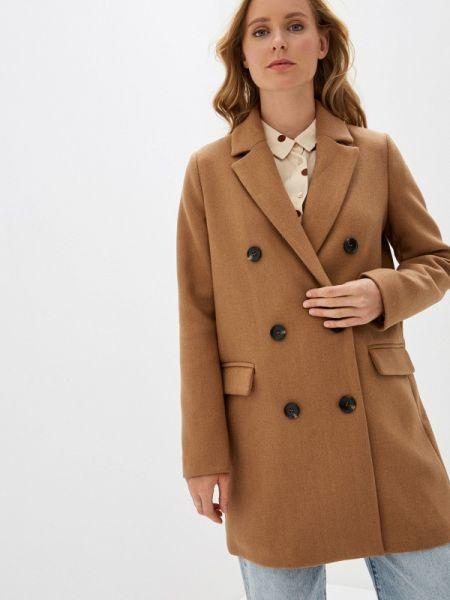 Пальто пальто двубортное Befree