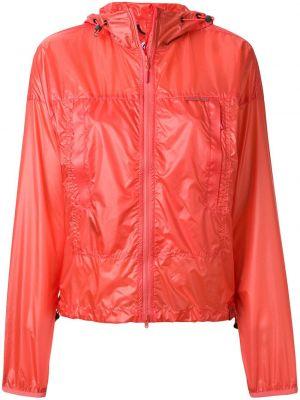 Куртка с капюшоном - красная Canada Goose