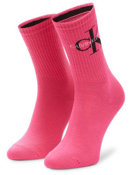 Skarpety - różowe Calvin Klein Jeans