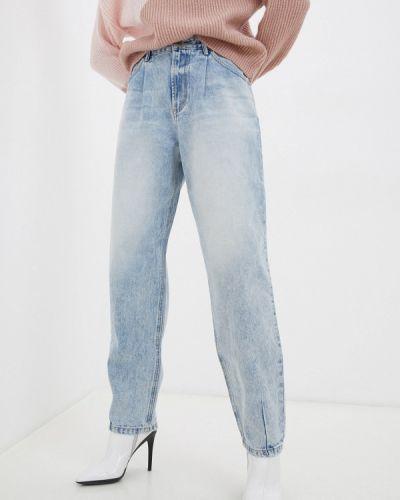 Голубые джинсы осенние Miss Sixty