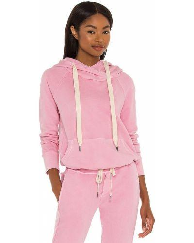 Пуловер с рукавом реглан - розовый Nsf