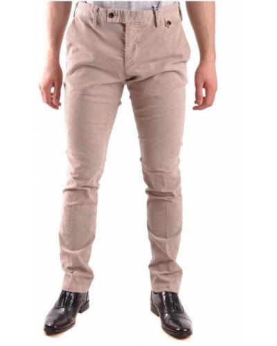 Beżowe spodnie Atpco