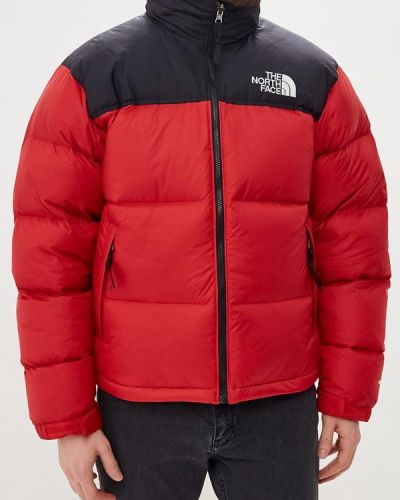 Зимняя куртка осенняя укороченная The North Face