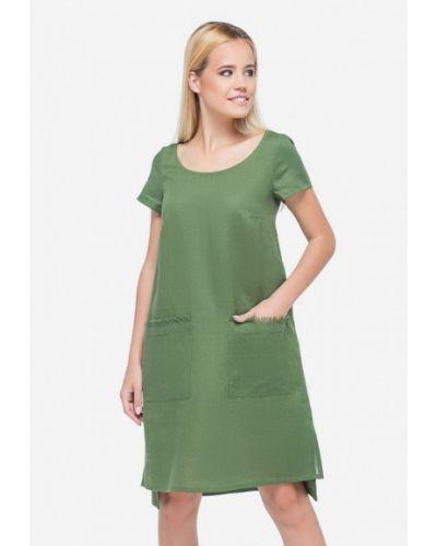 Платье осеннее прямое Morandi