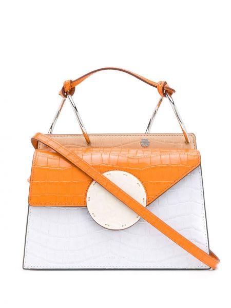 Кожаная сумка Danse Lente