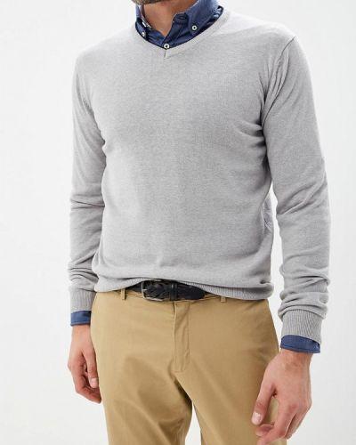 Серый пуловер Top Secret