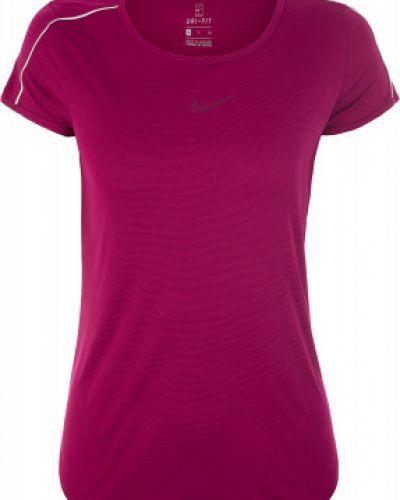 Спортивная футболка прямая теннисная Nike