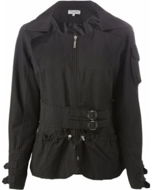 Черная куртка с манжетами Christian Dior Pre-owned