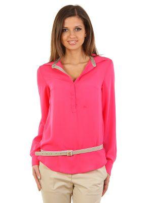 Блузка из полиэстера - розовая Cerruti 18crr81