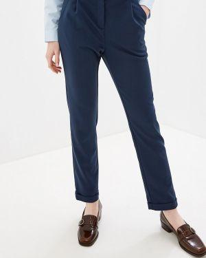 Классические брюки синие Fashion.love.story