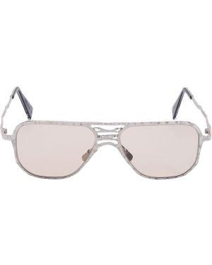 Okulary srebrne Kuboraum Berlin