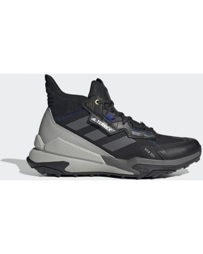 Высокие кроссовки - черные Adidas