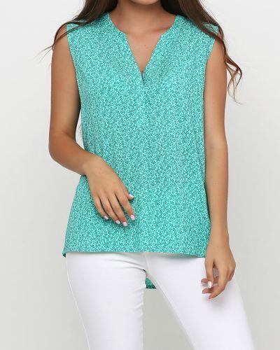 Блузка - бирюзовая Montego