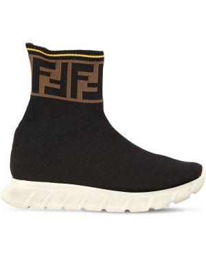 Sneakersy Fendi