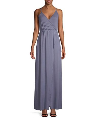 С ремешком платье с декольте на бретелях Rachel Pally