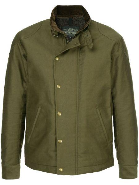 Зеленая хлопковая куртка милитари Addict Clothes Japan