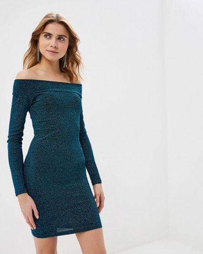 Вечернее платье - синее Modis