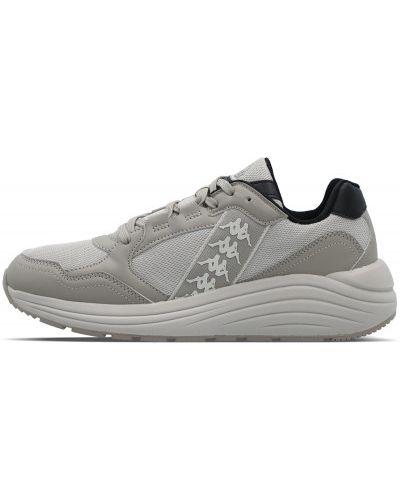 Бежевые спортивные кроссовки Kappa