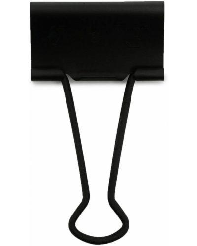 Czarne klipsy Off-white