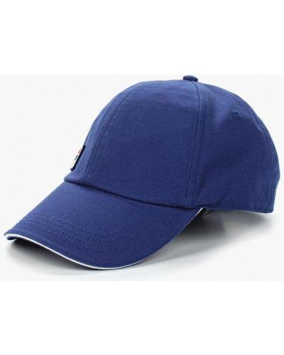 Бейсболка синяя Fila