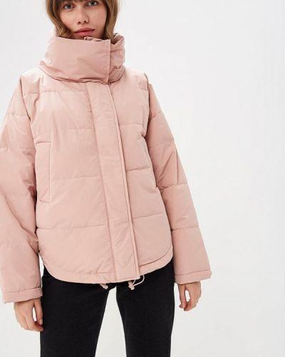 Утепленная куртка осенняя демисезонная Ichi