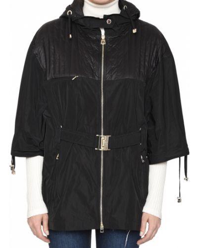 Нейлоновая черная куртка Diego M