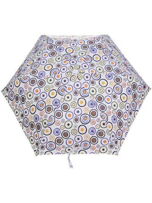 Biały parasol z printem 10 Corso Como
