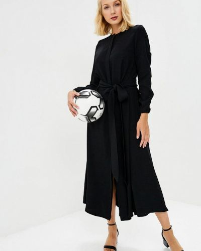 Платье черное Pepen