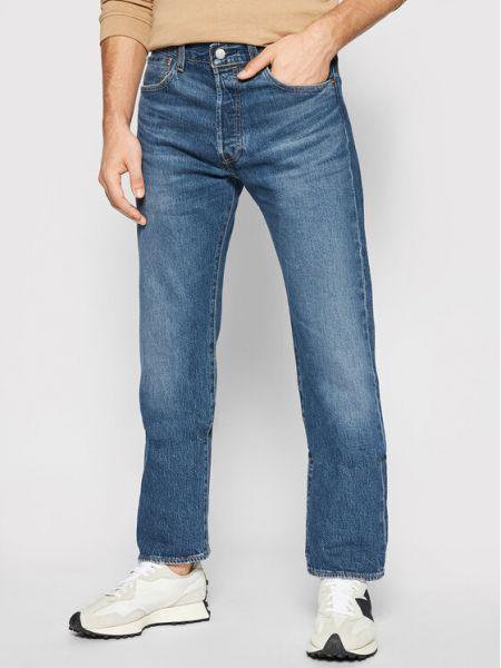 Niebieskie mom jeans Levi's