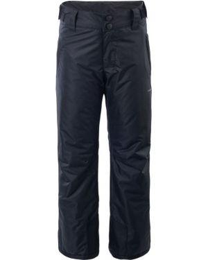 Черные горнолыжные брюки сноубордические Martes