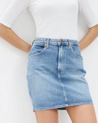Джинсовая юбка Wrangler