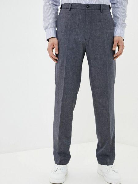 Серые классические брюки Marks & Spencer