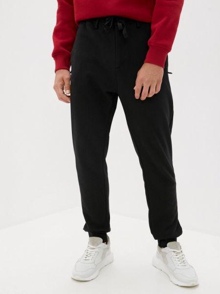 Повседневные черные брюки Qwentiny