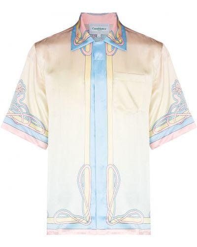 Рубашка с коротким рукавом Casablanca