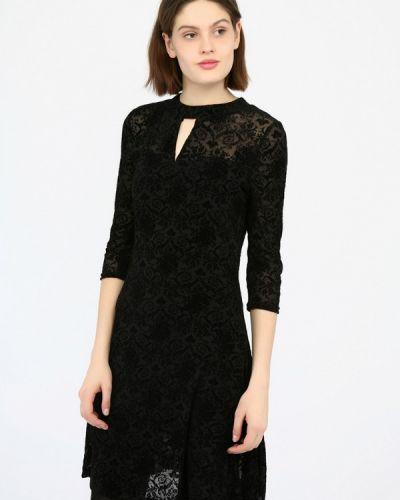 Вечернее платье - черное Mosaic