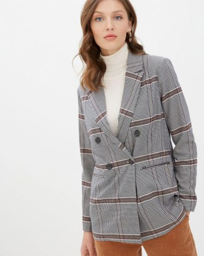 Серый пиджак Ichi