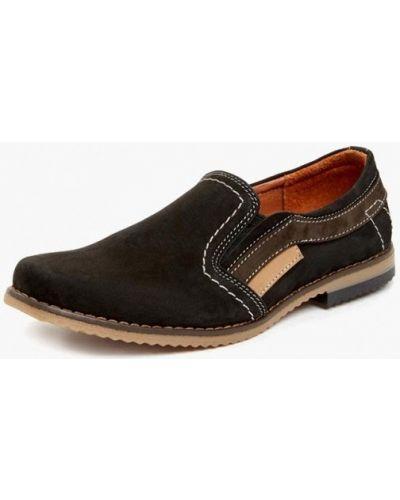 Туфли черные Sairus