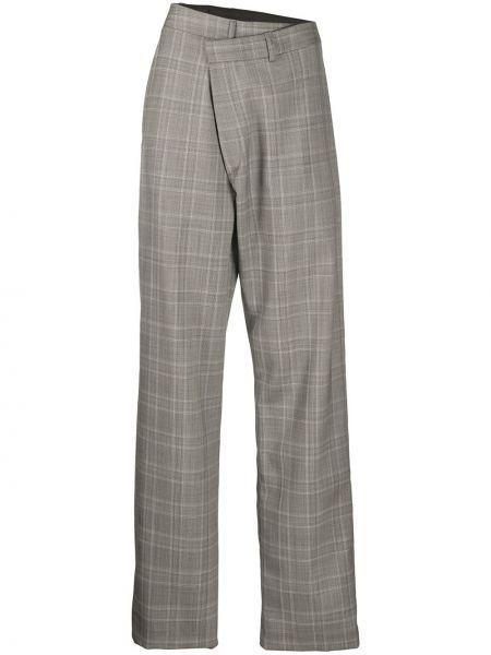 Spodnie z kieszeniami elastyczne R13