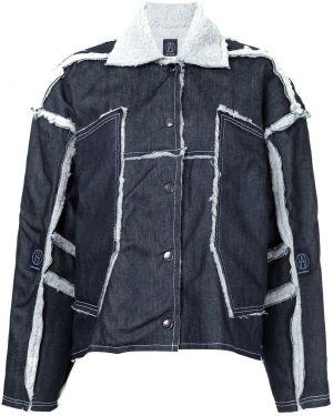 Синяя джинсовая куртка Lærke Andersen